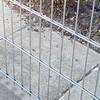 Doppelstab-Mattenzaun Doppelstab Mattenzaun Komplett-Set / Verzinkt / 103cm Hoch / 20m Lang