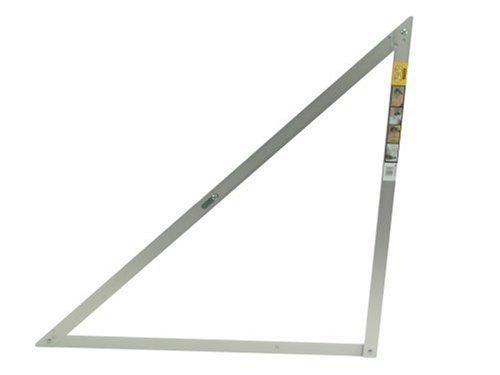 Stanley Bauwinkel klappbar, Aluminium (leicht demontierbar, 45°-, 90°-und Spitzwinkel, Aufhängauge) 1-45-013