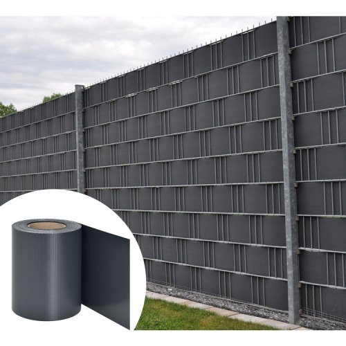 Sichtschutzstreifen Fur Doppelstabmattenzaun Kaufen Montage