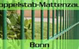 Doppelstabmattenzaun + Sichtschutz in Bonn Nordrhein-Westfalen preiswert kaufen   Preislisten, aktuelle Angebote, Kaufberatung und Preise für Doppelstabmatten-Zaun...