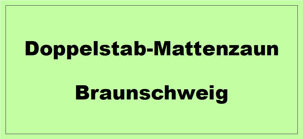 Doppelstabmattenzaun + Sichtschutz in Braunschweig Niedersachsen preiswert kaufen | Preislisten, aktuelle Angebote, Kaufberatung und Preise für Doppelstabmatten-Zaun...