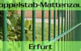 Doppelstabmattenzaun + Sichtschutz in Erfurt Thüringen preiswert kaufen | Preislisten, aktuelle Angebote, Kaufberatung und Preise für Doppelstabmatten-Zaun...