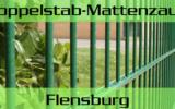 Doppelstabmattenzaun + Sichtschutz in Flensburg Schleswig-Holstein preiswert kaufen | Preislisten, aktuelle Angebote, Kaufberatung und Preise für Doppelstabmatten-Zaun...