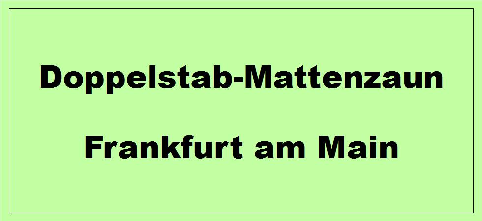 Zaun Kaufberatung für Doppelstabmattenzaun in Frankfurt am Main Hessen: Welcher Metallzaun ist der Richtige für uns? Der Zaun ist nicht nur die Visitenkarte Ihres Hauses in Frankfurt am Main. Er soll auch viele Jahre halten ohne, dass man ständig wieder Wartungsaufwand hat. Da macht es Sinn, die verschiedenen Zaunarten einmal miteinander zu vergleichen um heraus zu finden was die Vorteile und Nachteile vom Doppelstabmattenzaun sind. Für Viele in Frankfurt am Maingeht es ganz besonders um Langlebigkeit und da sticht der Doppelstabmattenzaun klar hervor. Keine andere Zaunart für die Grundstücksgrenzen ist derart pflegeleicht und stabil, wie ein Stahlgitterzaun.