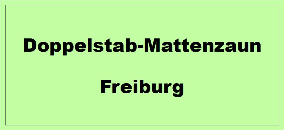 Doppelstabmattenzaun + Sichtschutz in Freiburg im Breisgau Baden-Württemberg preiswert kaufen | Preislisten, aktuelle Angebote, Kaufberatung und Preise für Doppelstabmatten-Zaun...