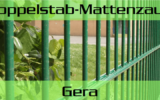 Doppelstabmattenzaun + Sichtschutz in Gera Thüringen preiswert kaufen | Preislisten, aktuelle Angebote, Kaufberatung und Preise für Doppelstabmatten-Zaun...