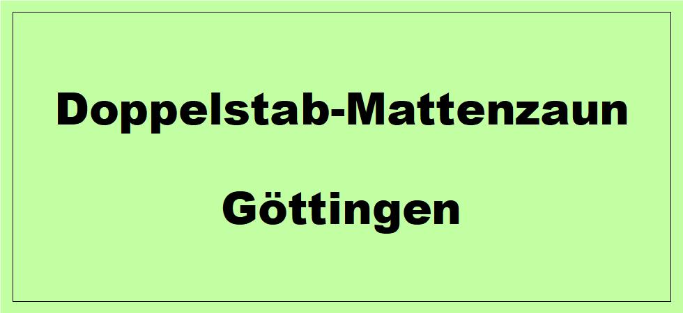 Doppelstabmattenzaun + Sichtschutz in Göttingen Niedersachsen preiswert kaufen | Preislisten, aktuelle Angebote, Kaufberatung und Preise für Doppelstabmatten-Zaun...