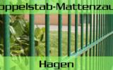 Doppelstabmattenzaun + Sichtschutz in Hagen Nordrhein-Westfalen preiswert kaufen   Preislisten, aktuelle Angebote, Kaufberatung und Preise für Doppelstabmatten-Zaun...