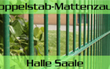 Doppelstabmattenzaun + Sichtschutz in Halle Saale Sachsen-Anhalt preiswert kaufen | Preislisten, aktuelle Angebote, Kaufberatung und Preise für Doppelstabmatten-Zaun...
