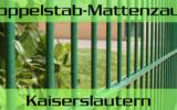 Doppelstabmattenzaun + Sichtschutz in Kaiserslautern Rheinland-Pfalz preiswert kaufen | Preislisten, aktuelle Angebote, Kaufberatung und Preise für Doppelstabmatten-Zaun...