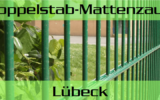 Doppelstabmattenzaun + Sichtschutz in Lübeck Schleswig-Holstein preiswert kaufen | Preislisten, aktuelle Angebote, Kaufberatung und Preise für Doppelstabmatten-Zaun...