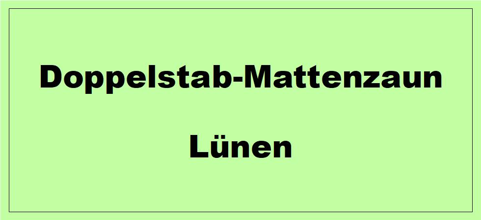 Doppelstabmattenzaun + Sichtschutz in Lünen Nordrhein-Westfalen preiswert kaufen | Preislisten, aktuelle Angebote, Kaufberatung und Preise für Doppelstabmatten-Zaun...