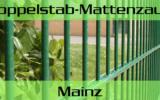 Doppelstabmattenzaun + Sichtschutz in Mainz Rheinland-Pfalz preiswert kaufen | Preislisten, aktuelle Angebote, Kaufberatung und Preise für Doppelstabmatten-Zaun...