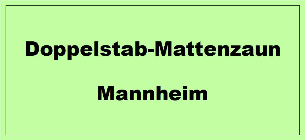 Doppelstabmattenzaun + Sichtschutz in Mannheim Baden-Württemberg preiswert kaufen | Preislisten, aktuelle Angebote, Kaufberatung und Preise für Doppelstabmatten-Zaun...