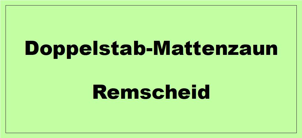 Doppelstabmattenzaun + Sichtschutz in Remscheid Nordrhein-Westfalen preiswert kaufen | Preislisten, aktuelle Angebote, Kaufberatung und Preise für Doppelstabmatten-Zaun...