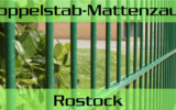 Doppelstabmattenzaun + Sichtschutz in Rostock Mecklenburg-Vorpommern preiswert kaufen | Preislisten, aktuelle Angebote, Kaufberatung und Preise für Doppelstabmatten-Zaun...