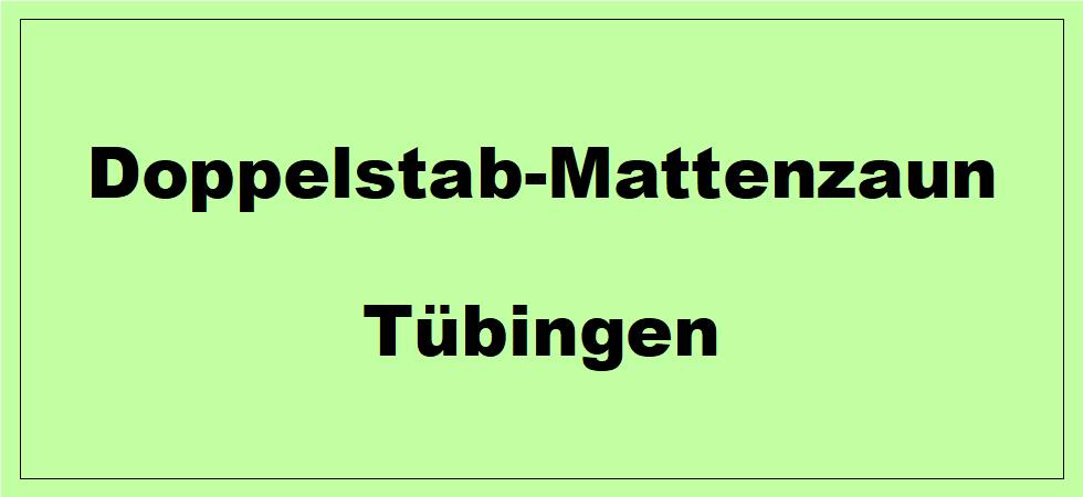 Doppelstabmattenzaun + Sichtschutz in Tübingen Baden-Württemberg preiswert kaufen | Preislisten, aktuelle Angebote, Kaufberatung und Preise für Doppelstabmatten-Zaun...