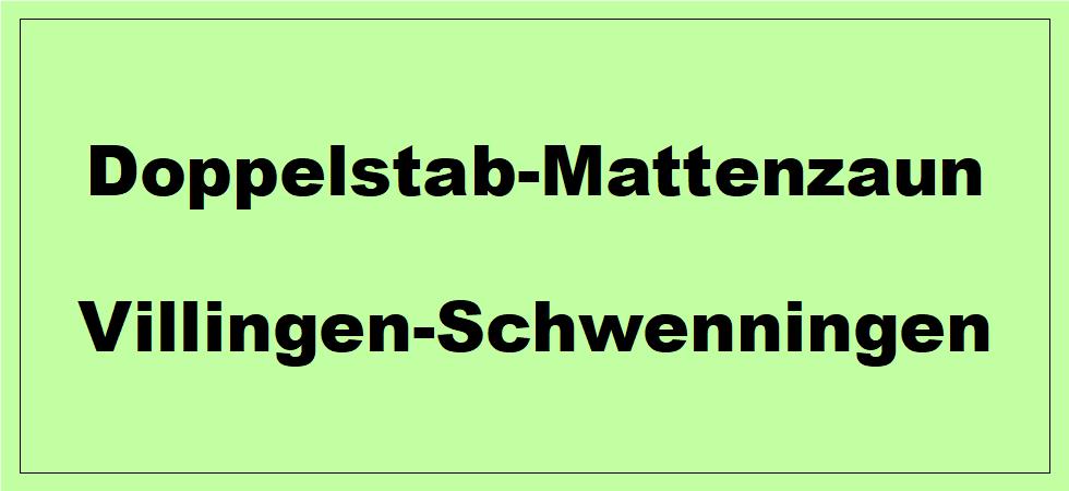 Doppelstabmattenzaun + Sichtschutz in Villingen-Schwenningen Baden-Württemberg preiswert kaufen | Preislisten, aktuelle Angebote, Kaufberatung und Preise für Doppelstabmatten-Zaun...