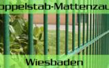 Doppelstabmattenzaun in Wiesbaden kaufen
