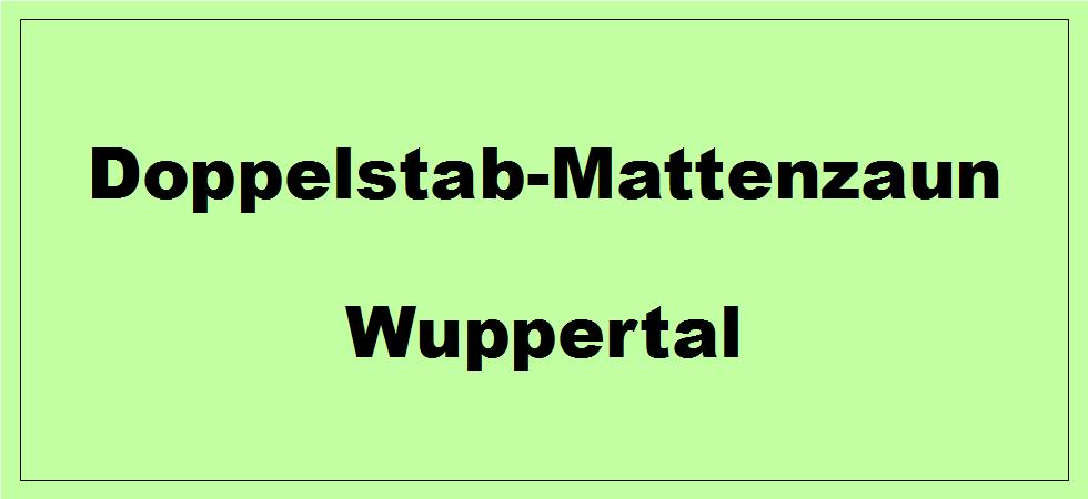Doppelstabmattenzaun + Sichtschutz in Wuppertal Nordrhein-Westfalen preiswert kaufen | Preislisten, aktuelle Angebote, Kaufberatung und Preise für Doppelstabmatten-Zaun...
