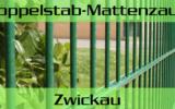 Doppelstabmattenzaun + Sichtschutz in Zwickau Sachsen preiswert kaufen | Preislisten, aktuelle Angebote, Kaufberatung und Preise für Doppelstabmatten-Zaun...