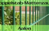 Doppelstabmattenzaun + Sichtschutz in Aalen Baden-Württemberg preiswert kaufen | Preislisten, aktuelle Angebote, Kaufberatung und Preise für Doppelstabmatten-Zaun...