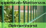 Doppelstabmattenzaun + Sichtschutz in Delmenhorst Niedersachsen preiswert kaufen | Preislisten, aktuelle Angebote, Kaufberatung und Preise für Doppelstabmatten-Zaun...