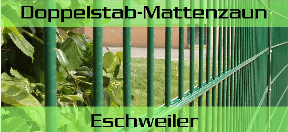 Doppelstabmattenzaun Eschweiler