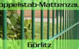 Doppelstabmattenzaun in Görlitz preiswert kaufen