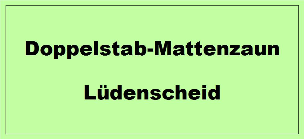 Doppelstabmattenzaun + Sichtschutz in Lüdenscheid Nordrhein-Westfalen preiswert kaufen | Preislisten, aktuelle Angebote, Kaufberatung und Preise für Doppelstabmatten-Zaun...