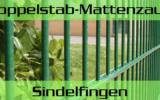 Doppelstabmattenzaun + Sichtschutz in Sindelfingen Baden-Württemberg preiswert kaufen | Preislisten, aktuelle Angebote, Kaufberatung und Preise für Doppelstabmatten-Zaun...