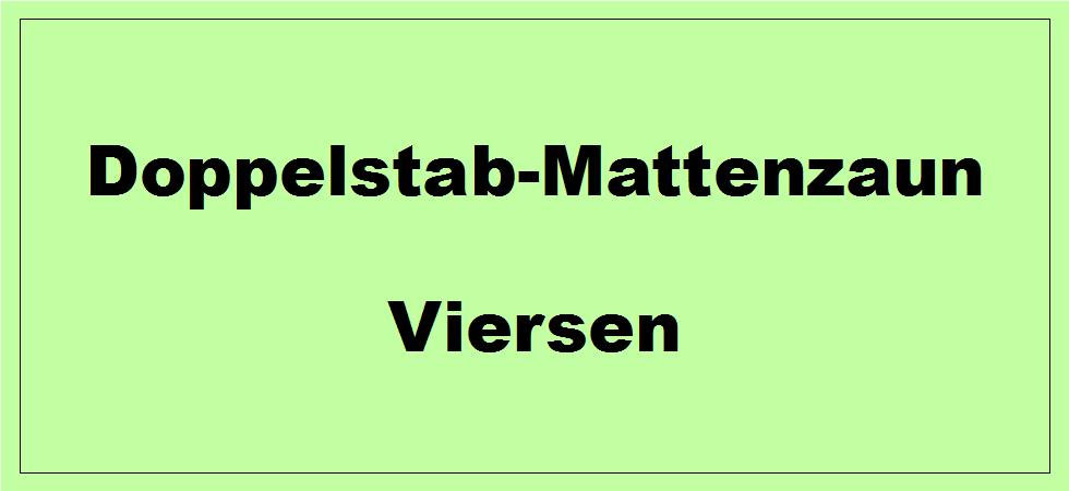 Doppelstabmattenzaun + Sichtschutz in Viersen Nordrhein-Westfalen preiswert kaufen | Preislisten, aktuelle Angebote, Kaufberatung und Preise für Doppelstabmatten-Zaun...