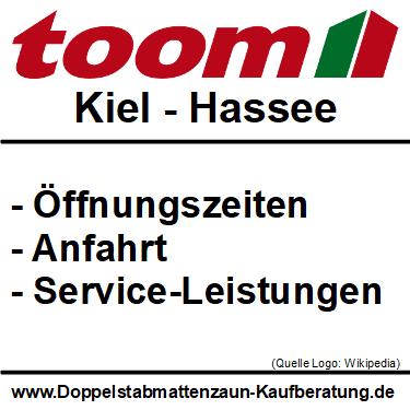 Toom Baumarkt In Kiel Hassee Offnungszeiten Anfahrt