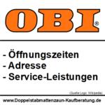 OBI Markt Sömmerda