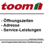 toom Baumarkt Nordhausen