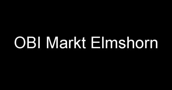 Obi Elmshorn