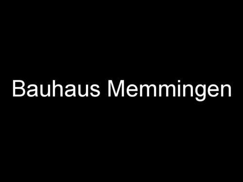 Bauhaus Memmingen