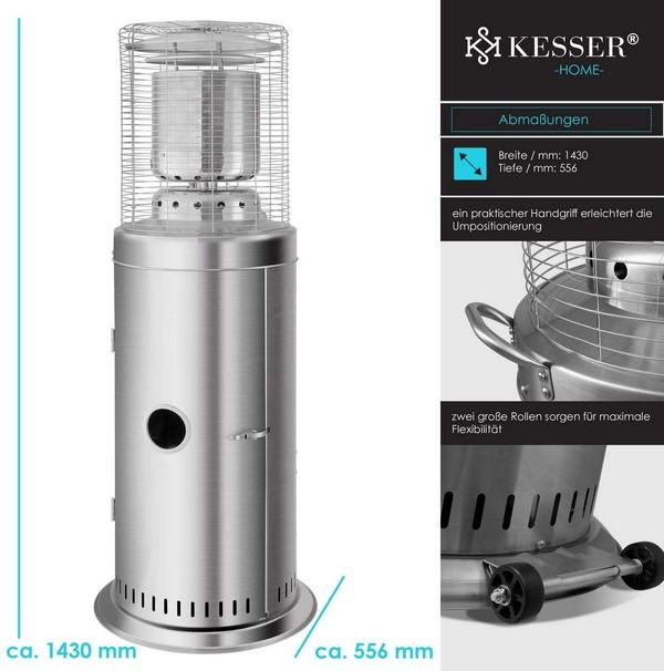 Kesser Gas Terrassenheizer KE12