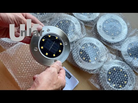 Solarleuchten richtig im Garten einsetzen
